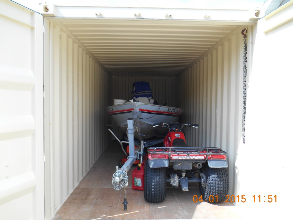 Boats ATVs Snow Moblies & Shipping Containers | Morgan Winds